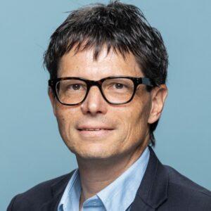 St. Gallen, Schweiz, 30. Oktober 2019 - Mitarbeiter Portrait GBSSG St. Gallen.