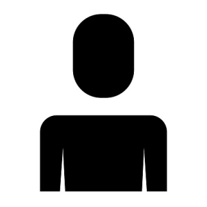 businessman portrait pictogram male icon vector illustration  pictogram